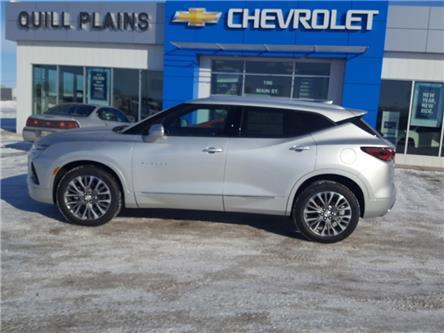 2020 Chevrolet Blazer Premier (Stk: 20T071) in Wadena - Image 1 of 21