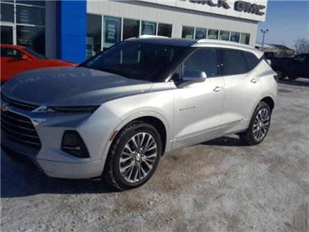 2020 Chevrolet Blazer Premier (Stk: 20T071) in Wadena - Image 2 of 21