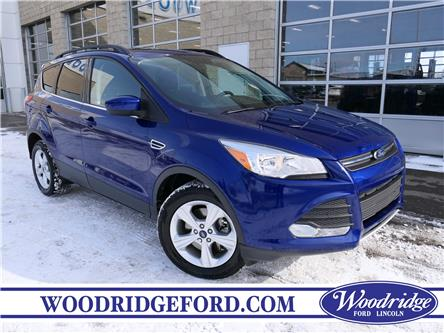 2016 Ford Escape SE (Stk: L-43A) in Calgary - Image 1 of 20