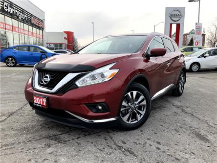 2017 Nissan Murano SL (Stk: HN149623) in Bowmanville - Image 1 of 40