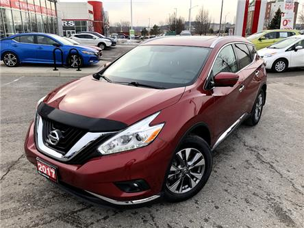 2017 Nissan Murano SL (Stk: HN149623) in Bowmanville - Image 2 of 40