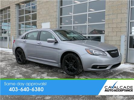 2013 Chrysler 200 S (Stk: R60465) in Calgary - Image 1 of 20