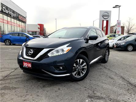 2016 Nissan Murano SL (Stk: GN100609L) in Bowmanville - Image 1 of 39