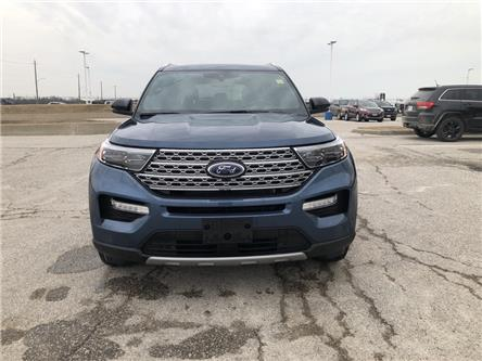 2020 Ford Explorer Limited (Stk: SEX6575) in Leamington - Image 2 of 9