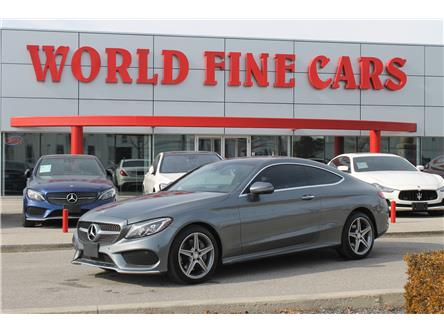 2017 Mercedes-Benz C-Class Base (Stk: 1271) in Toronto - Image 1 of 23