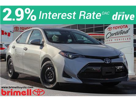 2017 Toyota Corolla LE (Stk: 10229TAB) in Scarborough - Image 2 of 25