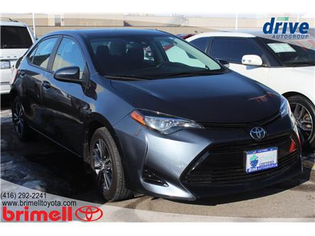 2018 Toyota Corolla LE (Stk: 10274C) in Scarborough - Image 2 of 5