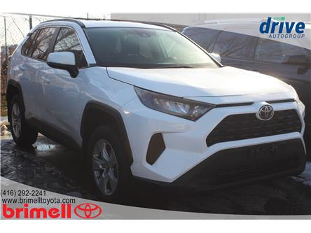 2019 Toyota RAV4 LE (Stk: 207890A) in Scarborough - Image 2 of 5