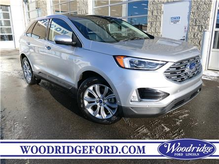 2019 Ford Edge Titanium (Stk: 17444) in Calgary - Image 1 of 21