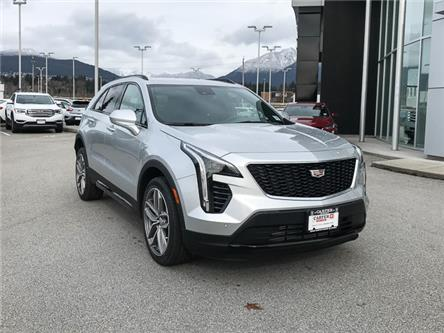 2020 Cadillac XT4 Sport (Stk: D17760) in North Vancouver - Image 2 of 22