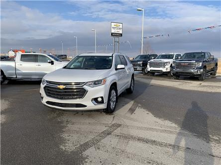 2018 Chevrolet Traverse Premier (Stk: 214519) in Fort MacLeod - Image 1 of 16