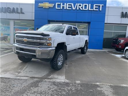 2016 Chevrolet Silverado 3500HD LT (Stk: 185932) in Fort MacLeod - Image 1 of 15