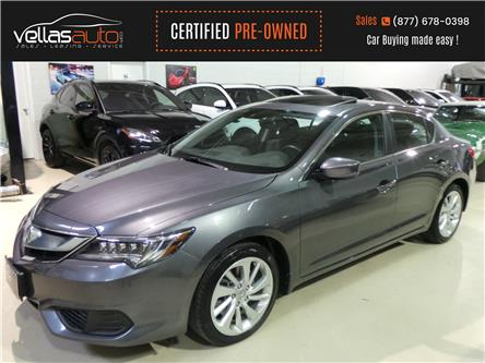 2017 Acura ILX Premium (Stk: NP3218) in Vaughan - Image 1 of 27