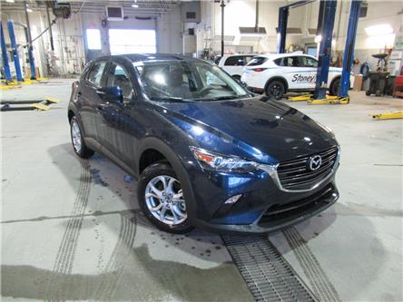 2020 Mazda CX-3 GS (Stk: M2560) in Calgary - Image 1 of 2