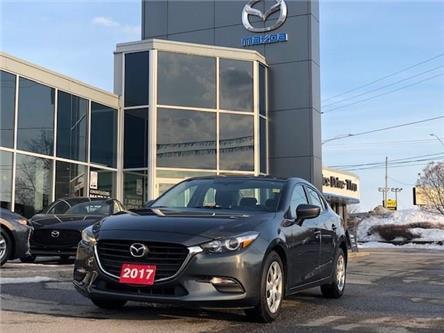 2017 Mazda Mazda3 GX (Stk: M2686) in Gloucester - Image 1 of 17