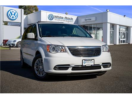 2016 Chrysler Town & Country Touring-L (Stk: KA511378A) in Vancouver - Image 1 of 23