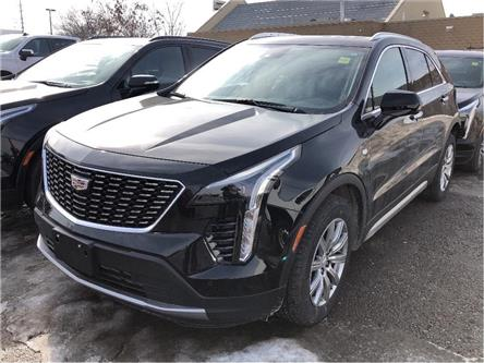 2020 Cadillac XT4 Premium Luxury (Stk: K0D029) in Mississauga - Image 1 of 5