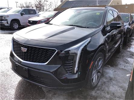 2020 Cadillac XT4 Sport (Stk: K0D032) in Mississauga - Image 1 of 5