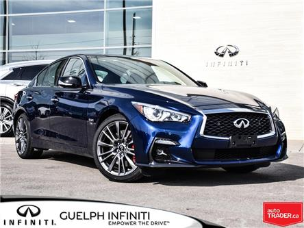 2020 Infiniti Q50  (Stk: I7161) in Guelph - Image 1 of 29