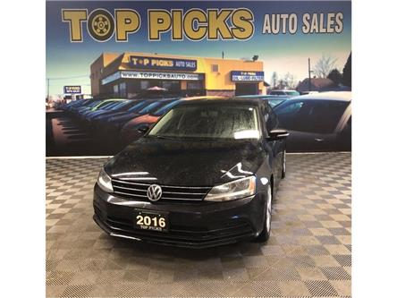 2016 Volkswagen Jetta Trendline (Stk: 392764) in NORTH BAY - Image 1 of 25