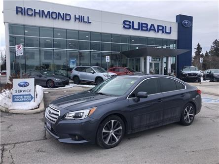 2016 Subaru Legacy 2.5i Limited Package (Stk: P03893) in RICHMOND HILL - Image 1 of 19