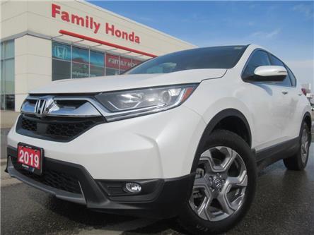 2019 Honda CR-V EX AWD   Great Value!!   (Stk: 103829T) in Brampton - Image 1 of 24