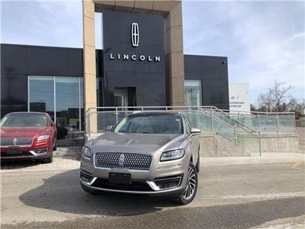 2020 Lincoln Nautilus Reserve (Stk: NT20299) in Barrie - Image 1 of 19