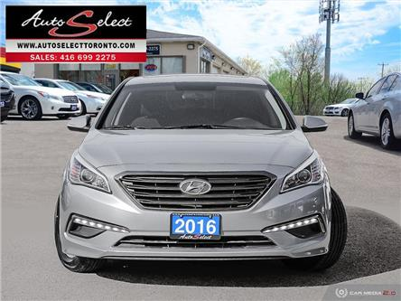 2016 Hyundai Sonata GLS (Stk: 16HGT21) in Scarborough - Image 2 of 28
