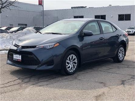 2017 Toyota Corolla  (Stk: U3143) in Vaughan - Image 1 of 20