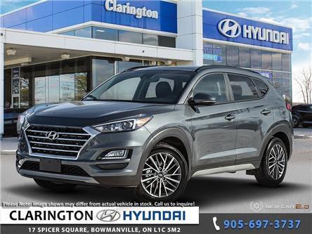 2020 Hyundai Tucson Luxury (Stk: 20117) in Clarington - Image 1 of 24