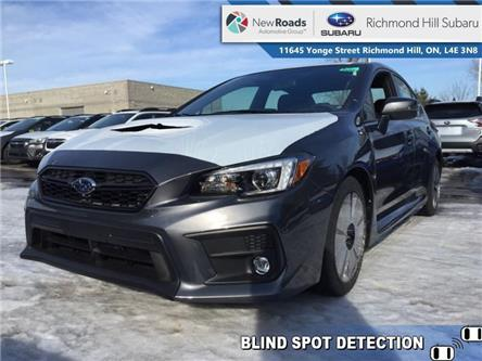 2020 Subaru WRX Sport CVT (Stk: 34247) in RICHMOND HILL - Image 1 of 21