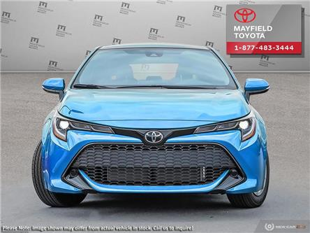 2020 Toyota Corolla Hatchback Base (Stk: M001042) in Edmonton - Image 2 of 24