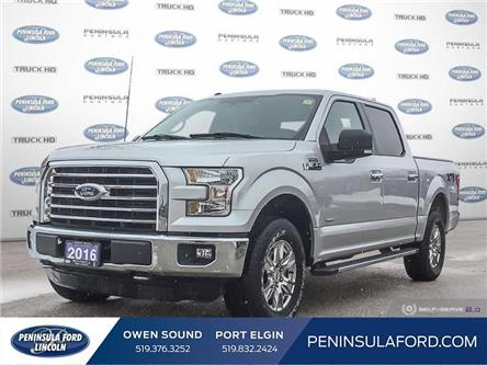 2016 Ford F-150 XLT (Stk: 19FE454A) in Owen Sound - Image 1 of 23