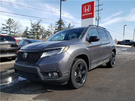 2019 Honda Passport Touring (Stk: 19632) in Kingston - Image 1 of 22