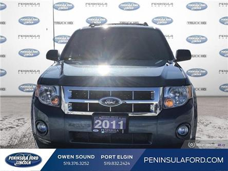 2011 Ford Escape XLT Automatic (Stk: 19FE302C) in Owen Sound - Image 2 of 25