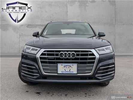 2018 Audi Q5 2.0T Progressiv (Stk: 19398) in Ottawa - Image 2 of 28