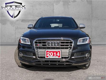 2014 Audi SQ5 3.0 Progressiv (Stk: 19390) in Ottawa - Image 2 of 28