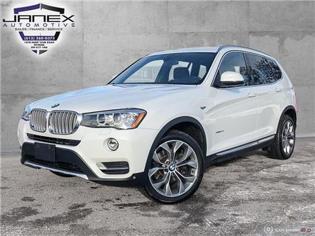 2015 BMW X3 xDrive28i (Stk: 19512) in Ottawa - Image 1 of 27