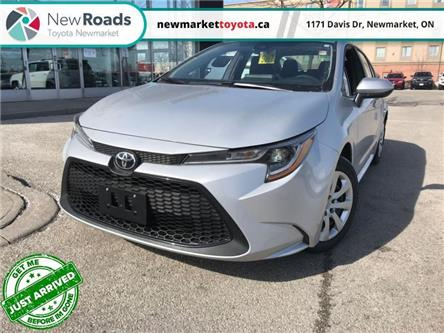 2020 Toyota Corolla LE (Stk: 35067) in Newmarket - Image 1 of 21