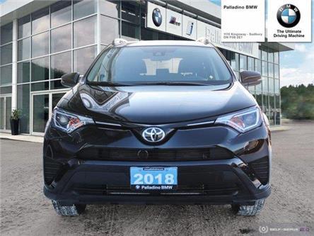 2018 Toyota RAV4 LE (Stk: U0121) in Sudbury - Image 2 of 21