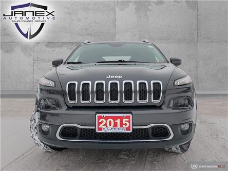 2015 Jeep Cherokee Limited (Stk: 20011) in Ottawa - Image 2 of 29