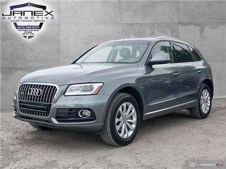 2014 Audi Q5 2.0 Technik (Stk: 19240) in Ottawa - Image 1 of 22