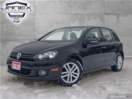 2010 Volkswagen Golf 2.5L Highline (Stk: 19498) in Ottawa - Image 1 of 28