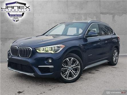 2016 BMW X1 xDrive28i (Stk: 19493) in Ottawa - Image 1 of 27