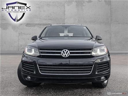 2013 Volkswagen Touareg 3.0 TDI Execline (Stk: 19475) in Ottawa - Image 2 of 29