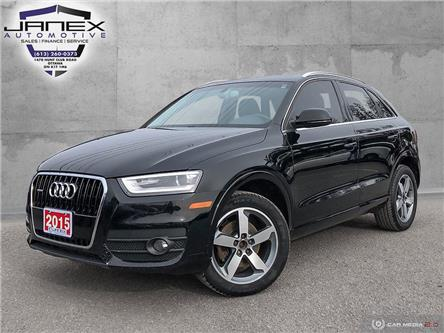 2015 Audi Q3 2.0T Progressiv (Stk: 19464) in Ottawa - Image 1 of 29