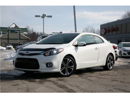 2015 Kia Forte Koup 2.0L EX (Stk: P1282) in Gatineau - Image 1 of 23