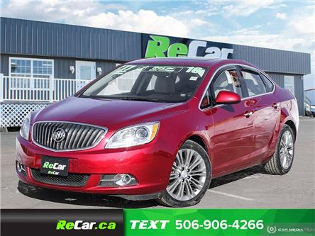 2016 Buick Verano Leather (Stk: 200331A) in Fredericton - Image 1 of 24