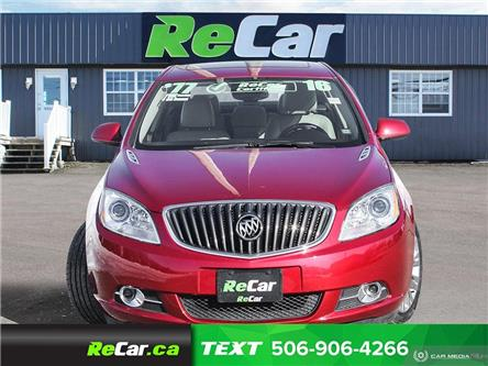 2016 Buick Verano Leather (Stk: 200331A) in Fredericton - Image 2 of 24