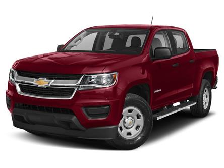 2020 Chevrolet Colorado Z71 (Stk: 20-66) in Trail - Image 1 of 9